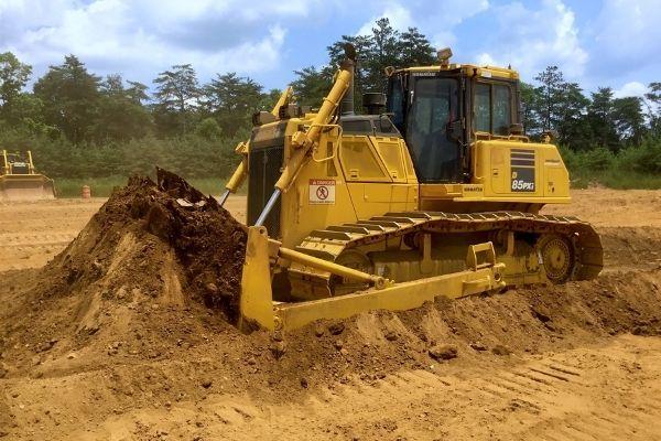 Bulldozer-training-course