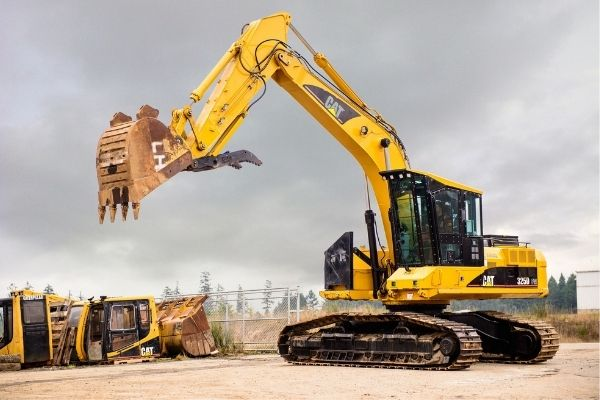 Excavator-training-course