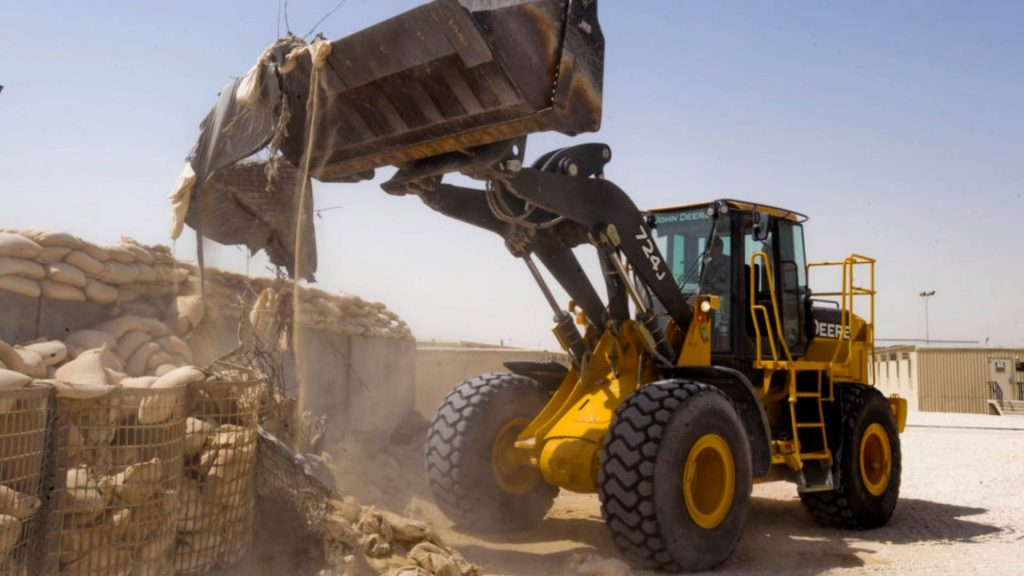 Machinery Training Front Loader Toowoomba